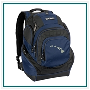 OGIO Mastermind Backpack 108091 Custom Embroidered, OGIO Custom Backpacks, OGIO Corporate & Group Sales