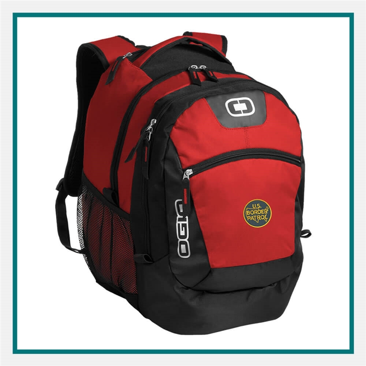 OGIO Rogue Backpack 411042 with Custom Embroidery, OGIO Custom Backpacks, OGIO Corporate & Group Sales