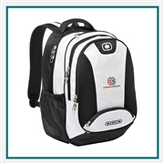 OGIO Bullion Backpack 411064 with Custom Embroidery, OGIO Branded Backpacks, OGIO Corporate & Group Sales