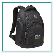 OGIO Mercur Backpack 411065 with Custom Embroidery, OGIO Promotional Backpacks, OGIO Corporate Backpacks