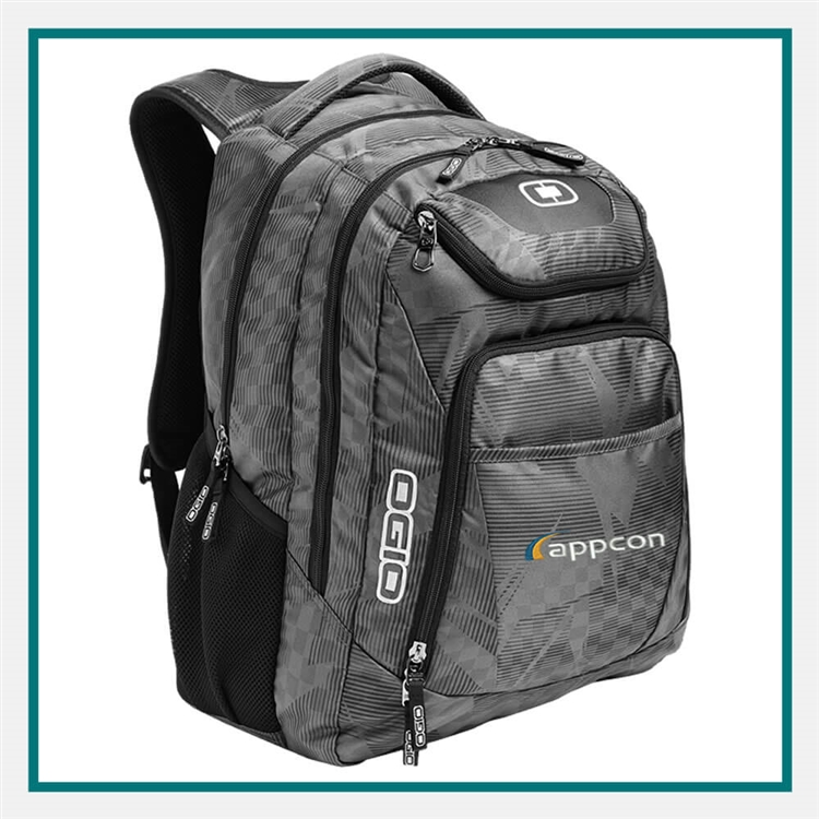 OGIO Excelsior Backpack 411069 with Custom Embroidery | OGIO ...