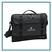 OGIO Apex Slim Case 417051 with Custom Embroidery, OGIO Branded Messenger Bags, OGIO Corporate & Group Sales