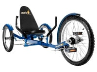 Mobo Triton Pro - The 3 wheeled cruiser