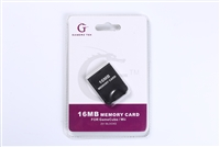 16MB Gamecube Memory Card