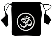 Wholesale Om Symbol Drawstring Bag