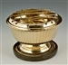 "Wholesale Brass Screen Charcoal Burner - 4"" Height"