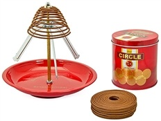 Wholesale Incense - Balaji Coil Incense