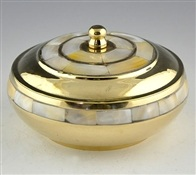 Wholesale Brass Bowl with Lid