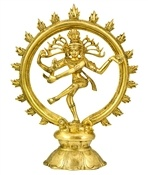 Wholesale Natraj Brass Statue