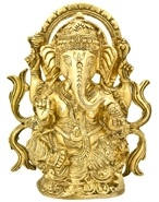 Wholesale Lord Ganesh Brass Statue