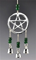 Wholesale Pentacle Chime in Chrome
