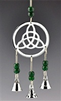 Wholesale Triquetra Chime in Chrome