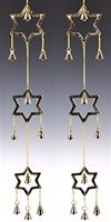 Three Star Brass Chime