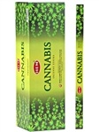 Wholesale Incense - Hem Cannabis Incense Square Pack