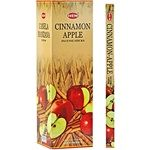 Wholesale Incense - Hem Cinnamon-Apple  Incense Square Pack