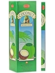 Wholesale Incense - Hem Coconut Incense Square Pack