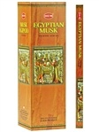 Wholesale Incense - Hem Egyptian Musk Incense Square Pack