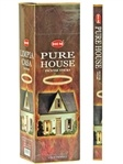 Wholesale Incense - Hem Pure House Incense Square Pack