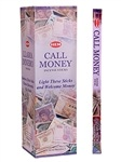 Wholesale Incense - Hem Call Money Incense Square Pack