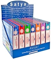 Wholesale Satya Sacred Series Incense Display Set