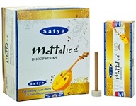 Wholesale Satya Mettalica Incense Dhoop Sticks