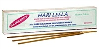Wholesale Hari Leela Natural Incense