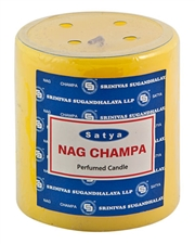 Wholesale Nag Champa Travel Tin Candle