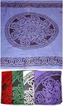 Wholesale Celtic Knot Mandala Scarves/Altar Cloth