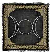 Wholesale Triple Moon Altar Cloth