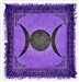 Wholesale Triple Moon Scarves/Altar Cloth