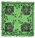 Wholesale Green Man Scarves/Altar Cloth