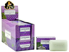 Wholesale Kamini Lavender - 100 Gram Each Bar