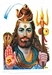 Lord Shiva Stickers