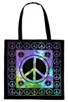 Wholesale Peace Sign Tote Bag