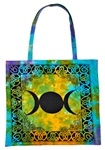 Wholesale Triple Moon Tote Bag