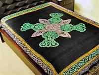 Wholesale Tapestry - Multicolor Celtic Design Tapestry/Bedspread
