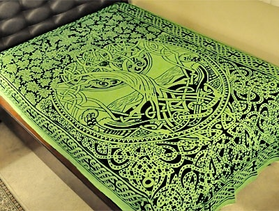 Celtic Tree Of Life Tapestry Wholesale