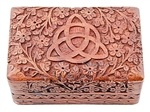 Wholesale Triquetra Wooden Box