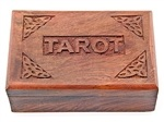 Wholesale Triquetra Tarot Wooden Box