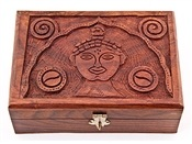 Wholesale Lord Buddha Wooden Box