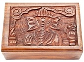 Wholesale Lord Ganesh Wooden Box