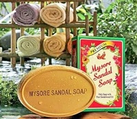 Wholesale Mysore Sandal Soap - 125 Gram Bar