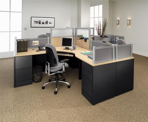 Global Adaptabilities Divider Desks By Global Desk