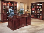 Keswick Traditional Executive Desks – San Diego Office Furniture
