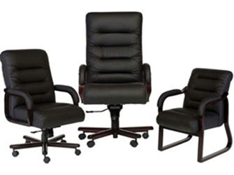 faustinos comfortable leather executive office chairs are made in the usa