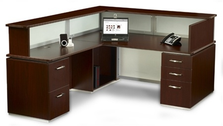 Maverick Desk Canyon CYDE3672 Reception Desks & Lobby
