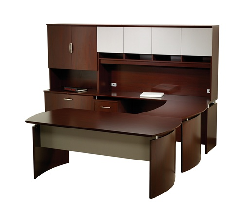 Maverick Napa NA series Executive Desks in Java by