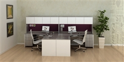 Maverick Desk Collection at fice Furniture Outlet in San