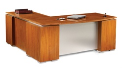 Maverick Sierra series L Shaped Executive Desk