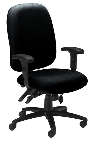24 hour multi shift ergonomic chair on sale at office